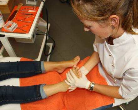 Medische Pedicure Sophie Margot